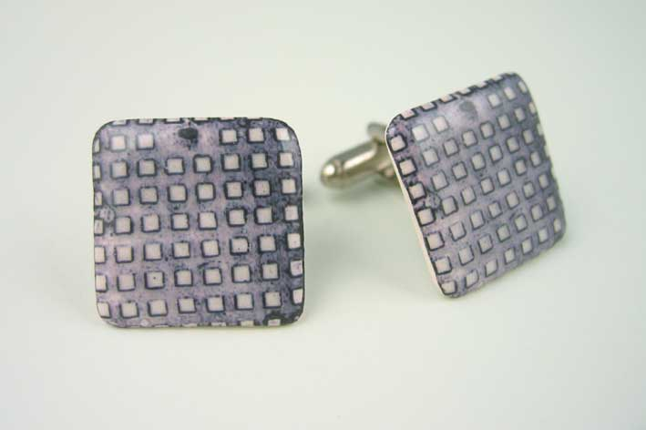 View Plain Drain cufflinks
