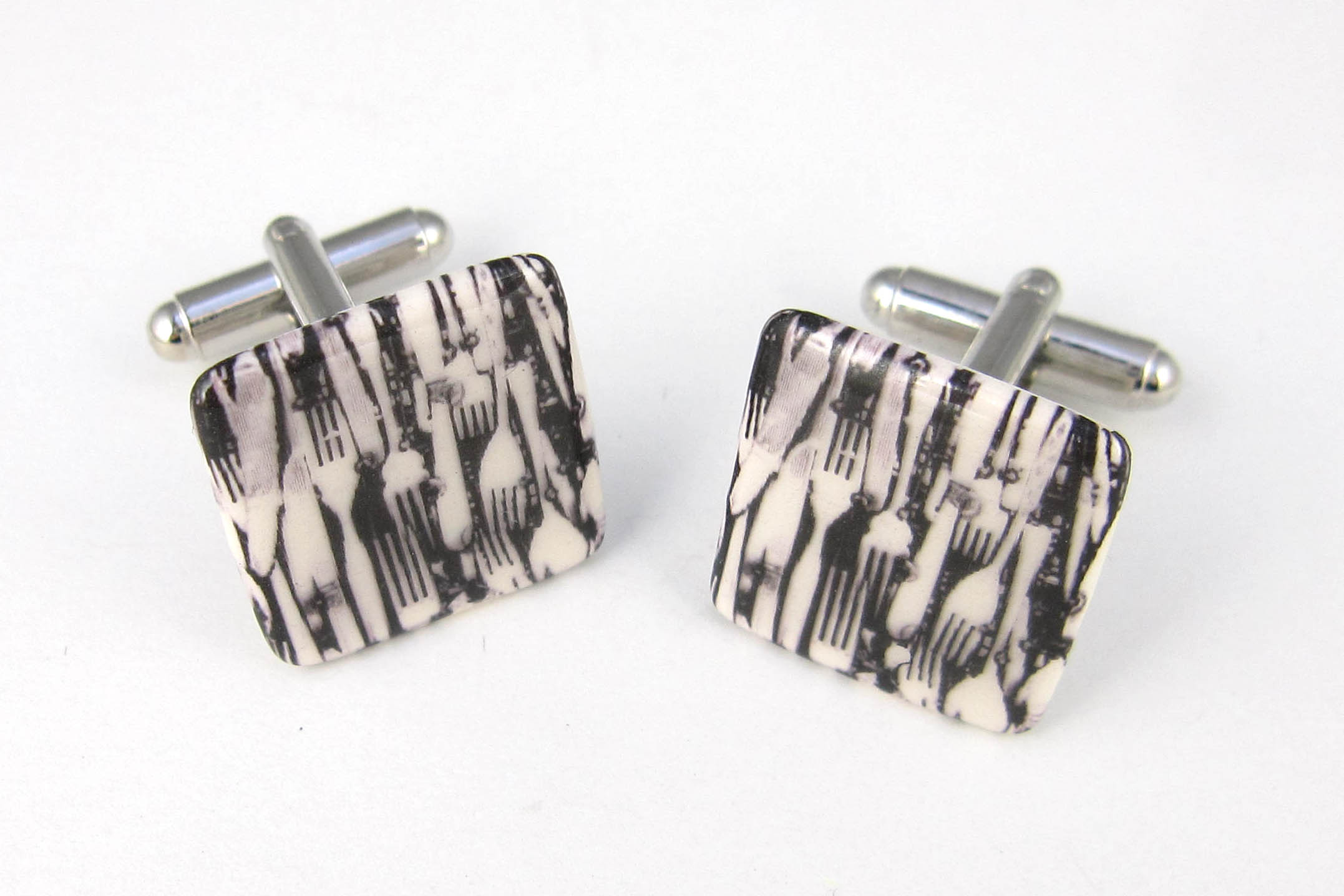 Sheffield cutlery cufflinks