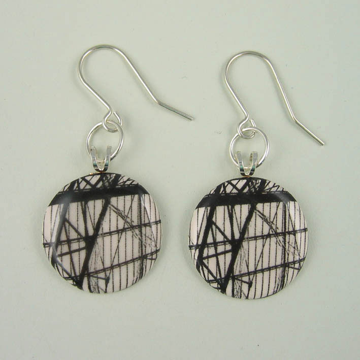 View London Wired earrings