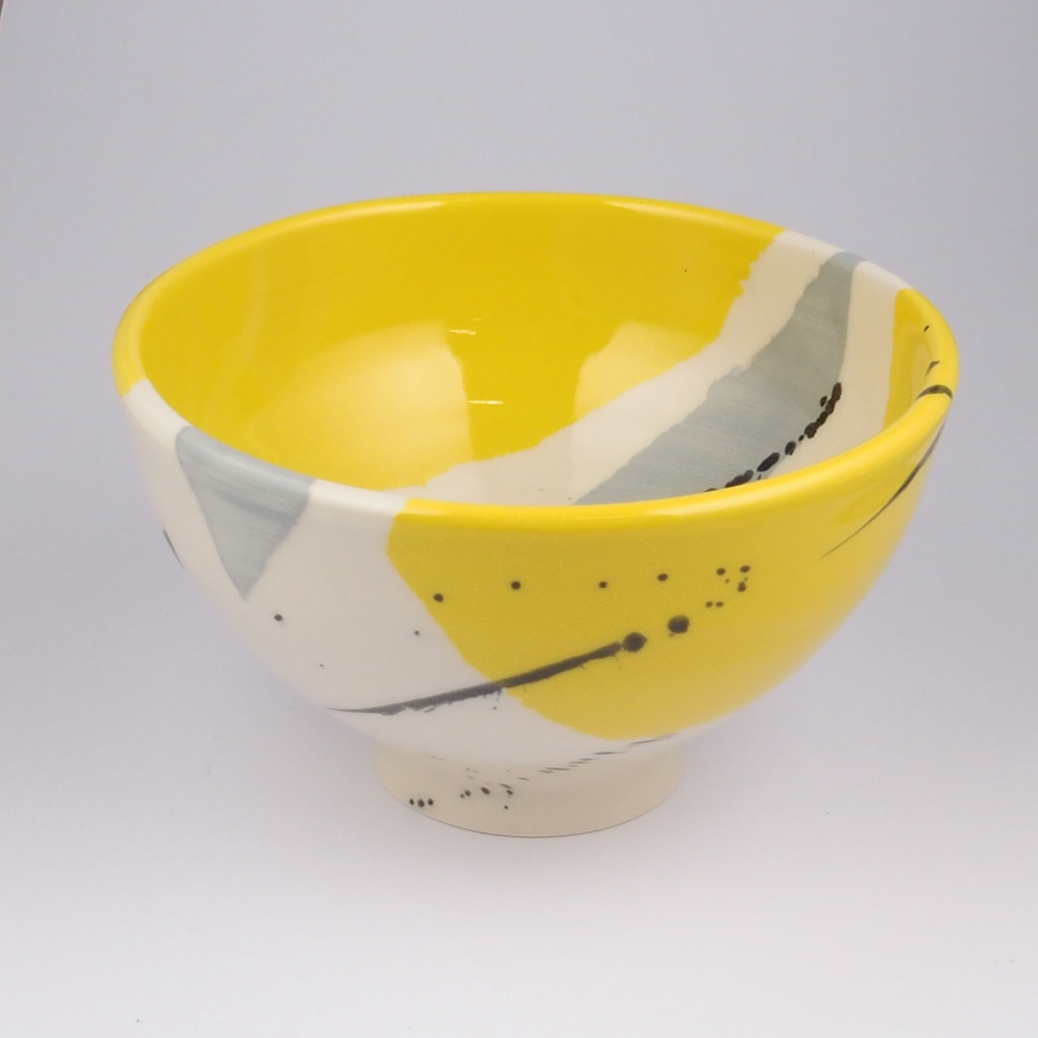 hand thrown bowl